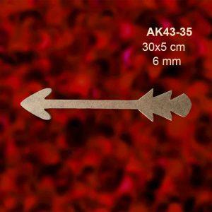 Ok AK43-35 2