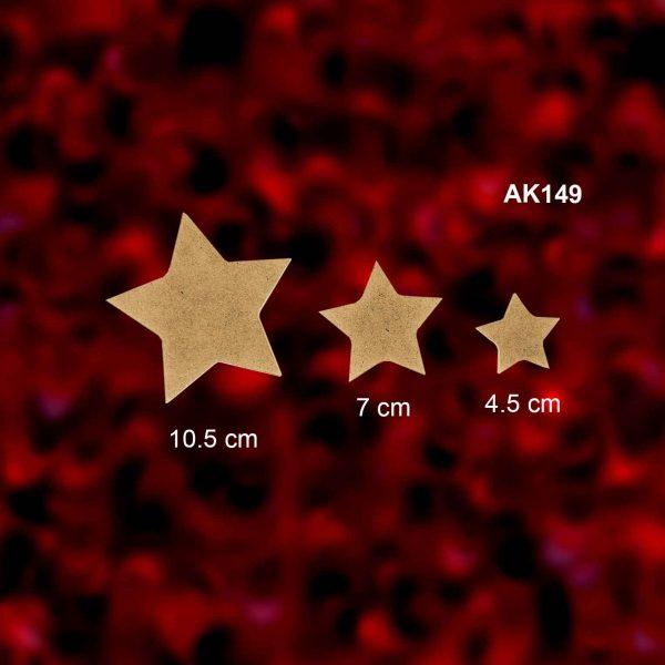 üçlü yıldız