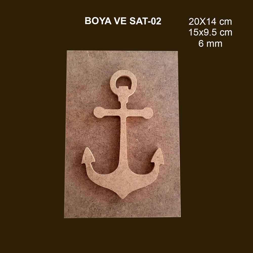 Boya Ve Sat 02 Deniz Capasi Turistik Hediyelik Tezgahlari Icin