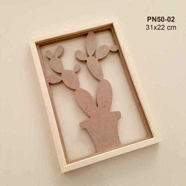 PN50-02-Kaktüs-Masif-Pano