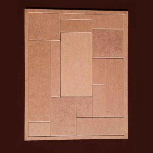 Ahşap Puzzle Pano 0003 1