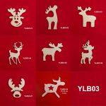 YLB03-AHŞAP-GEYİKLER
