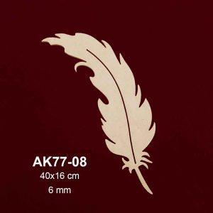 Ahşap Tüy AK77-08 6