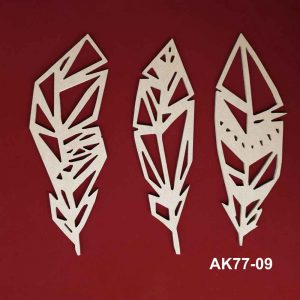 Ahşap Tüy AK77-09 7