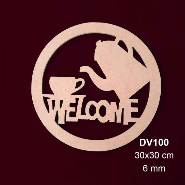 Welcome Kahveye Davet DV100