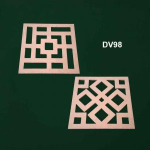 Ahşap Seperator DV98