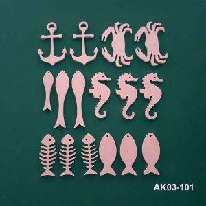 Ahşap Marin Grubu AK03-101 1