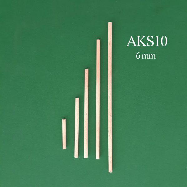 Düz Çıta 6 mm ASK10