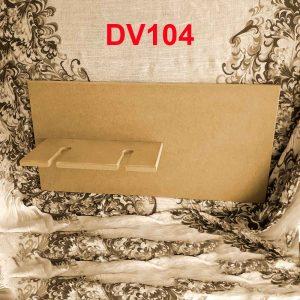 Ahşap Kadehlik DV104