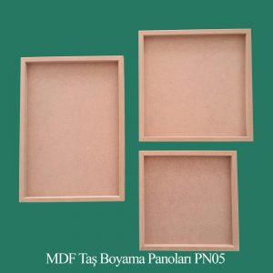 MDF Taş Boyama Panoları PN05 2