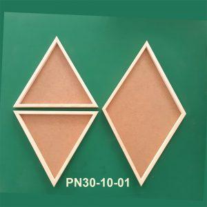 Baklava Dilimi Masif Pano PN30-10-01 1