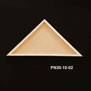 Üçgen Masif Pano PN30-10-02
