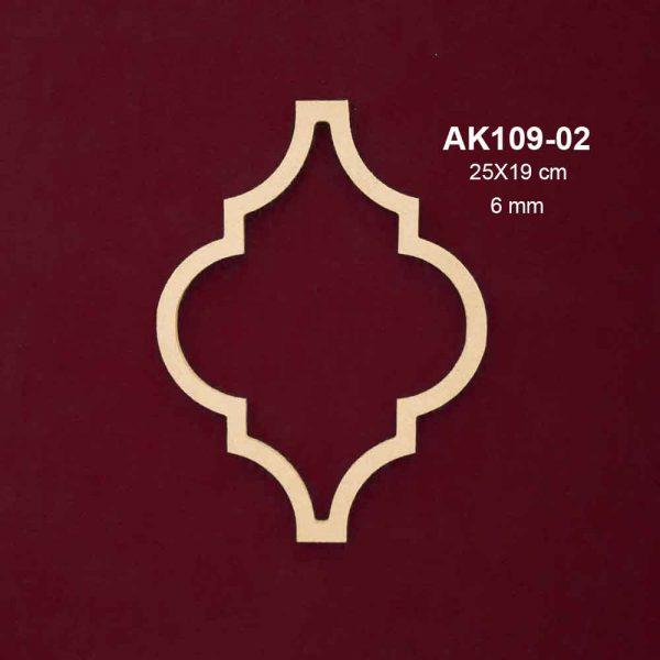 Dekoratif Süsler AK109-02