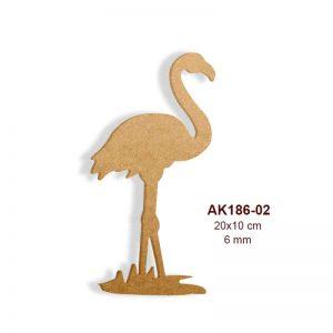 Ahşap Flamingo AK186-02 2