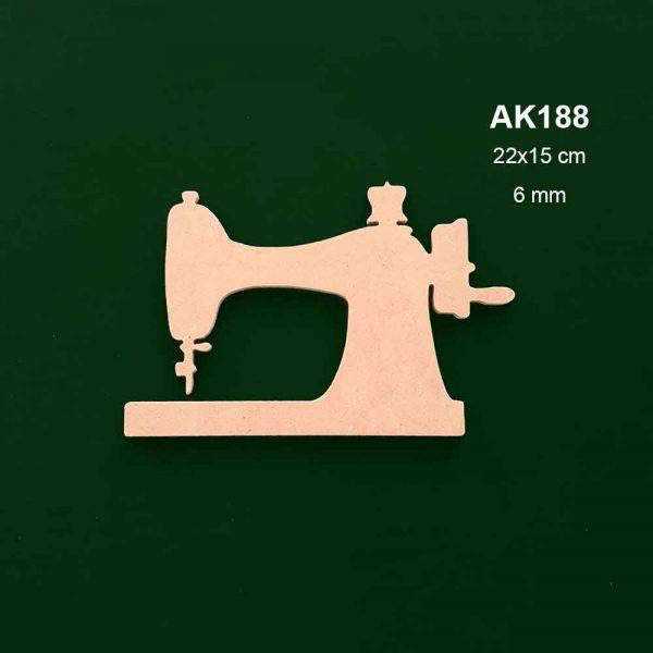 Ahşap Dikiş Makinası AK188