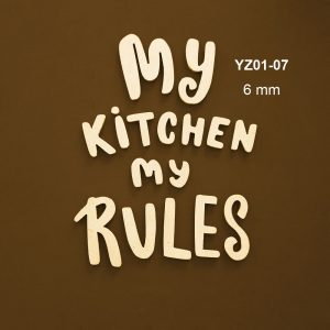 My Kitchen My Rules YZ01-07