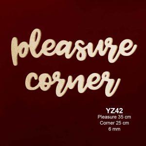 Pleasure Corner YZ42 2