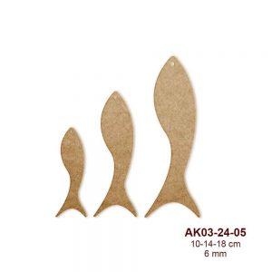 Üçlü Balık AK03-24-05