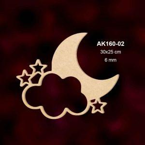 Ahşap Aydede AK160-02