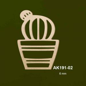 Kaktüs AK191-02