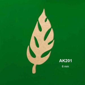 Tropikal Yaprak AK201
