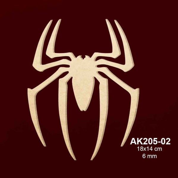 AK205 Spiderman Logo