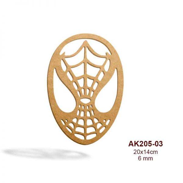 Spider Man Maske AK205-03