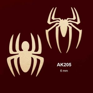 Spiderman Logo AK205 1
