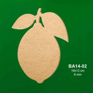 Limon Bardak Altı BA14-02