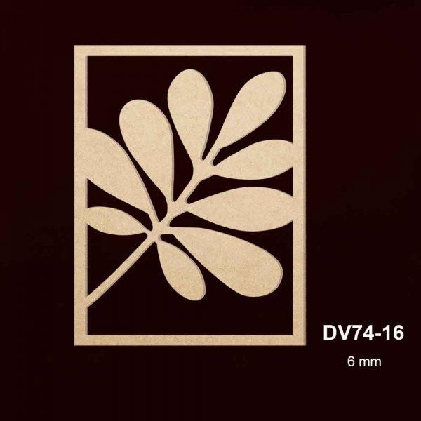 Yapraklı Pano DV74-16