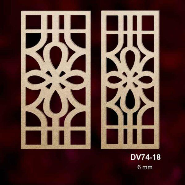 Dekoratif Pano DV74-18