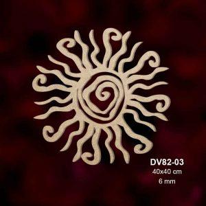 Kokopelli Güneş DV82-03