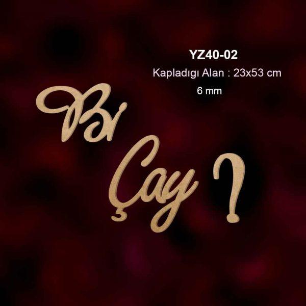 Bi Çay YZ40-02