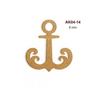 Deniz Çapası AK04-14