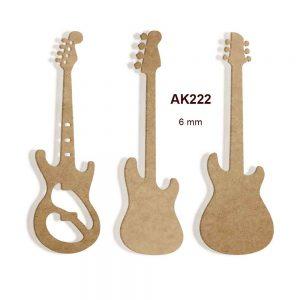Elektro Gitar AK222 1