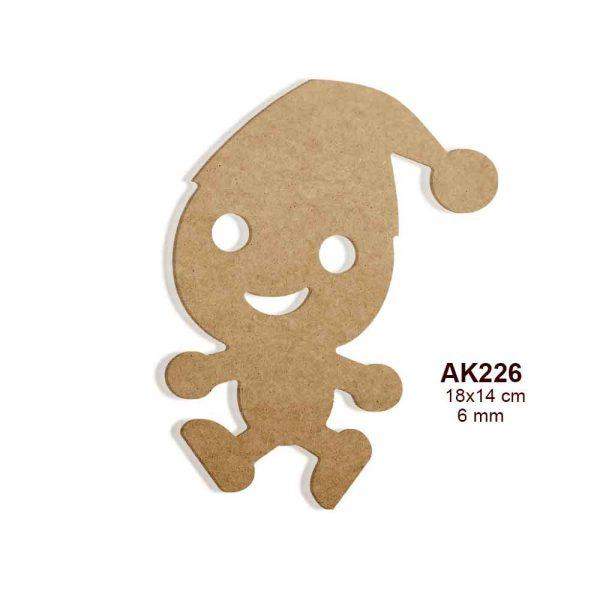 Elf Silüet AK226