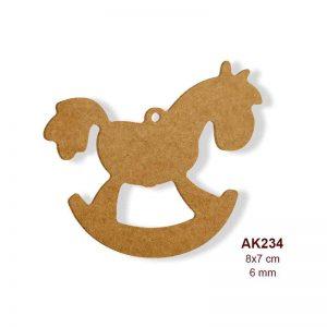 Asmalık At Beşik AK234