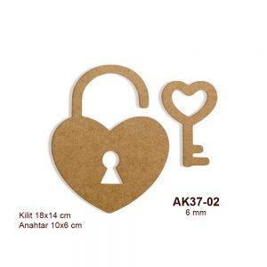 Kilit AK37-02
