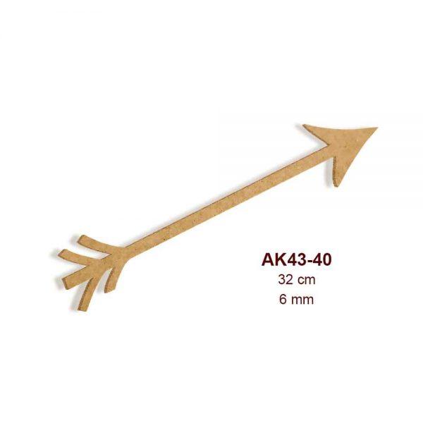 Ahşap Ok AK43-40