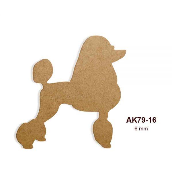 Kaniş Silüeti AK79-16