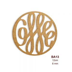 Coffee Bardak Altı BA13