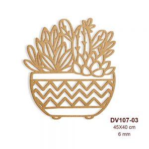 Bir Sepet Çiçek DV107-03