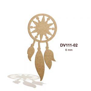 Ahşap Düş Kapanı DV111-02