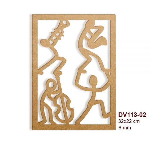 Müzisyenler DV113-02