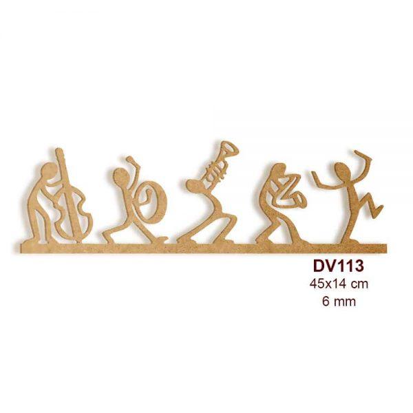 Müzisyenler DV113