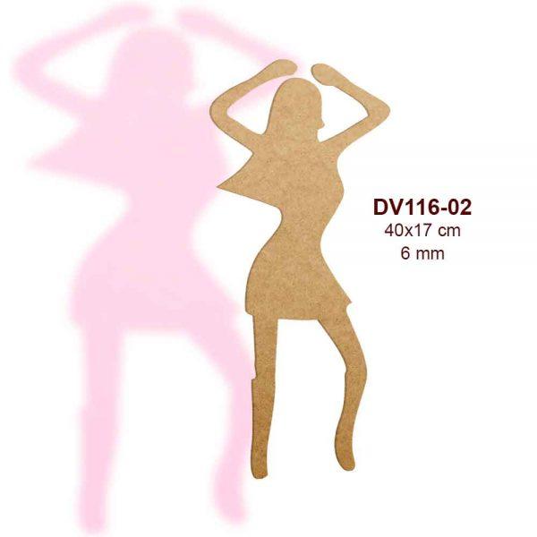 Disco Dans DV116-02