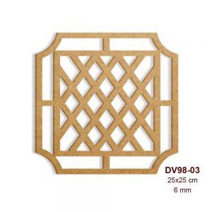 Ahşap Seperator DV98-03