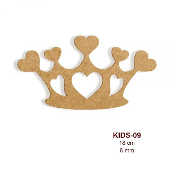 Prenses Tacı KIDS-09