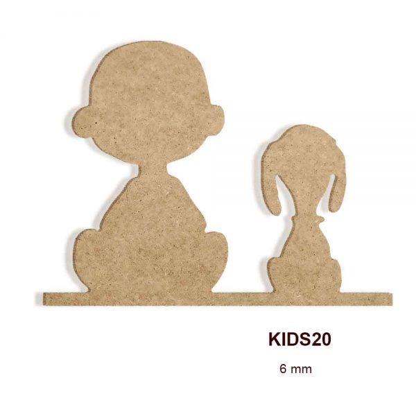 Charlie Brown ve Snoopy KIDS20