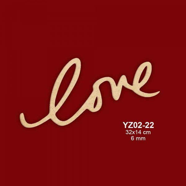 Love YZ02-22